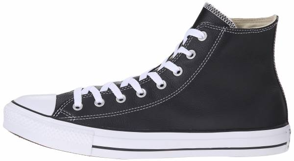 leather converse